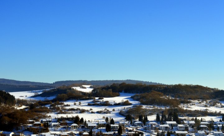 Een mooie vakantie in winters Duitsland