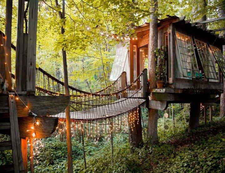 De meest unieke Airbnb's ter wereld!