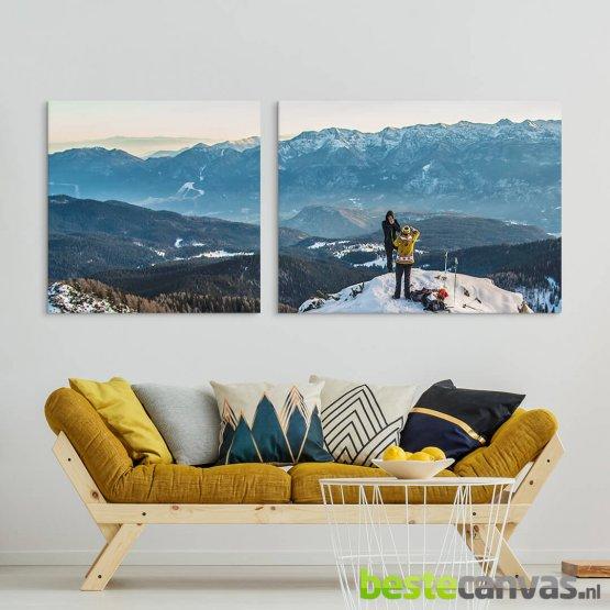 Winnen! 3x Cadeaubon t.w.v. €50,- voor een prachtige Foto op Canvas!