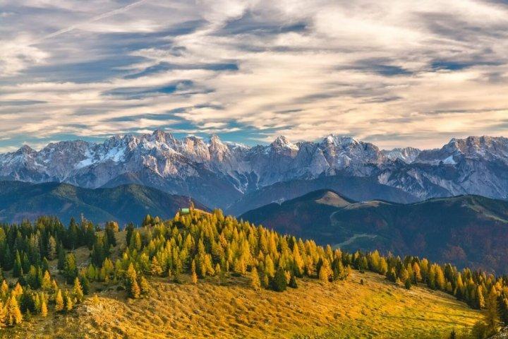 De 5 mooiste plekjes in Oostenrijk