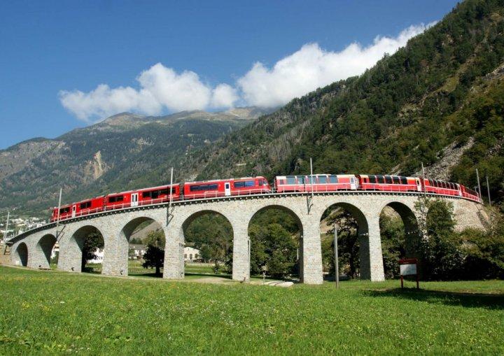 De 5 mooiste treinreizen ter wereld!