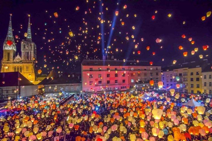 Kerst in Zagreb, de mooiste kerstmarkt van Europa!