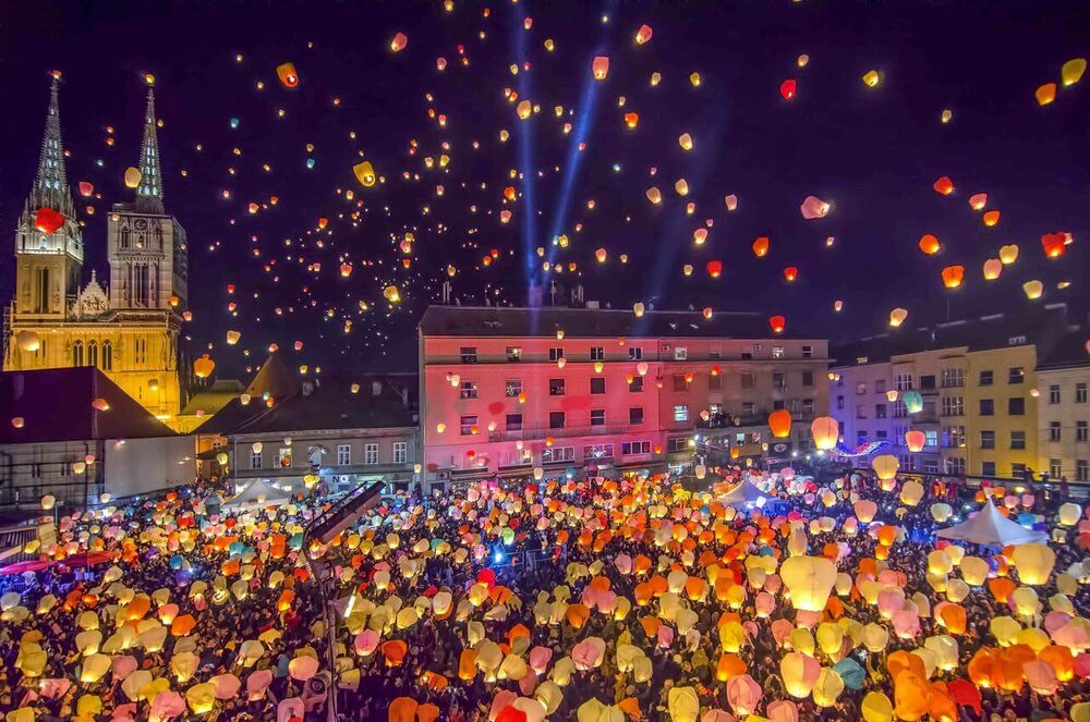 Kerst In Zagreb De Mooiste Kerstmarkt Van Europa Ik Ben Op Reis