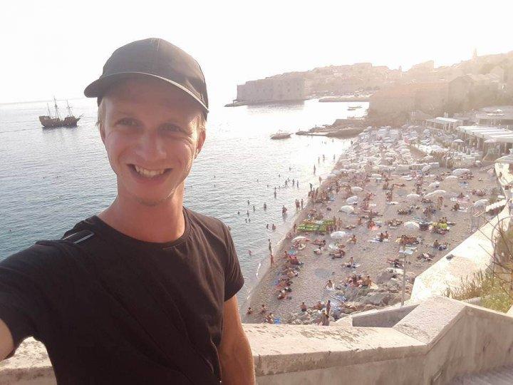 Interview met Mick van Zadelhoff die na het stoppen met zijn studie fulltime ging reizen