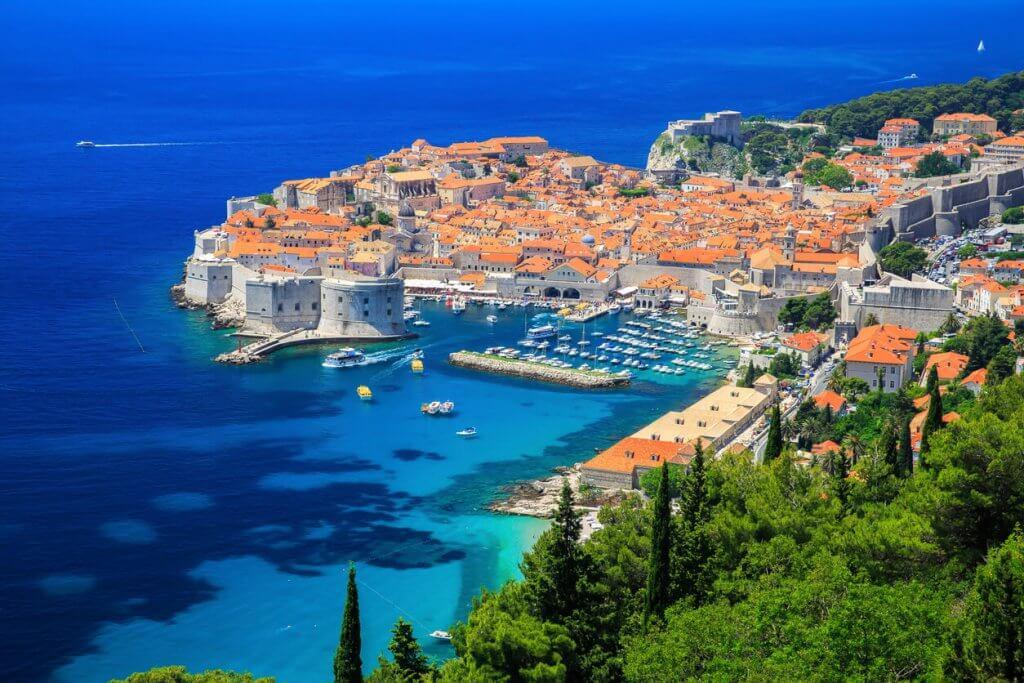 Dubrovnik kroatie