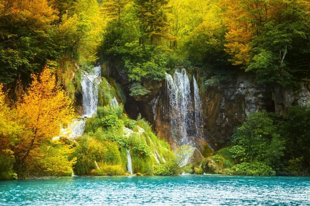 Plitvicemeren kroatie