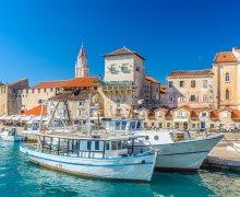 trogir kroatie