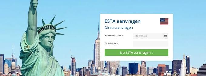 Hoe kan je het ESTA Amerika aanvragen