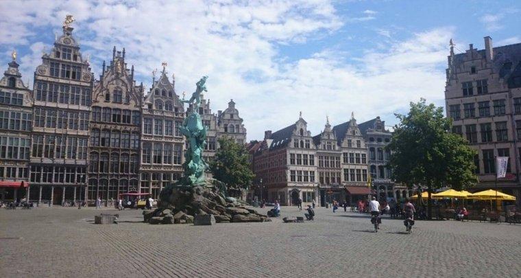 Antwerpen: daar moet je zijn geweest!