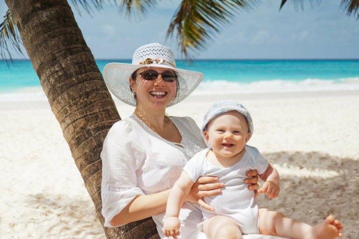 3 tips voor reizen met kleine kinderen