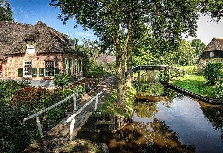 De meest romantische steden in Nederland