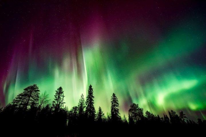 Plekken waar je het Noorderlicht het beste kunt bewonderen