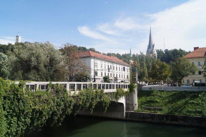 Dit zijn de 10 leukste bezienswaardigheden in Ljubljana!