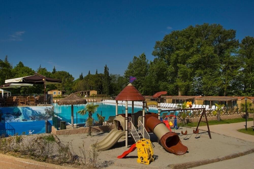 Italië Camping Altomincio Family Park