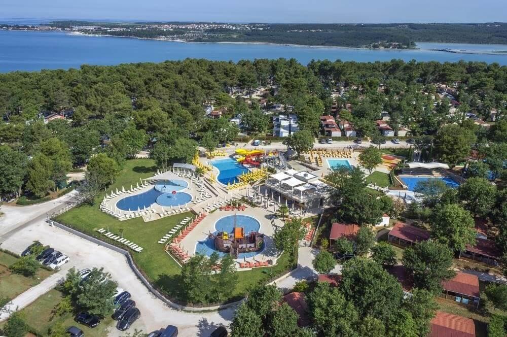 Kroatië Camping Lanterna