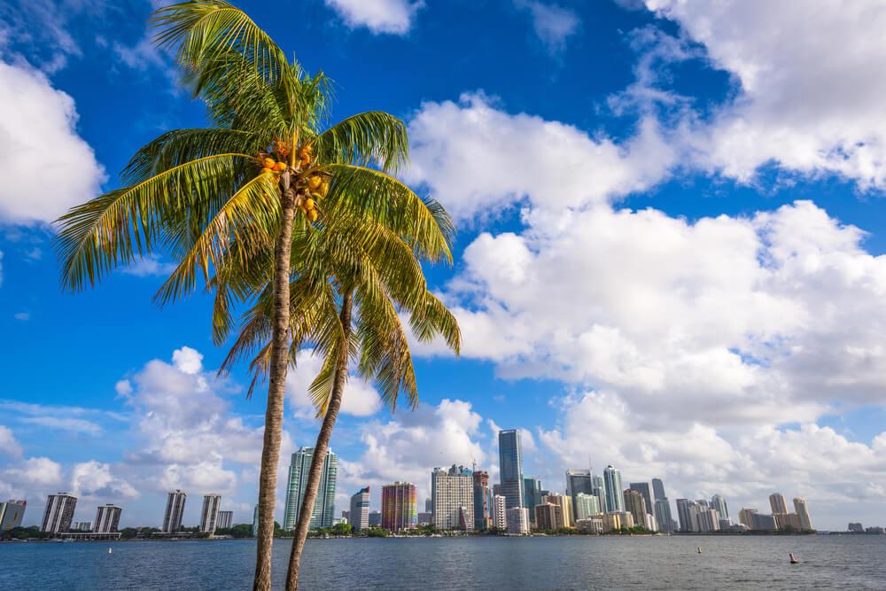 Miami Florida zonvakantie meivakantie USA
