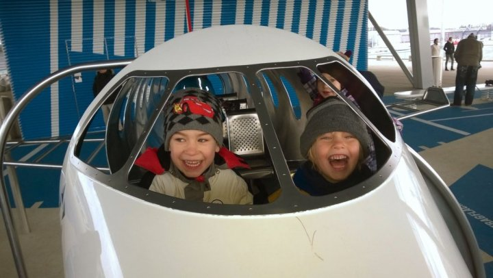 Vliegvakantie met de kids? 5 tips!