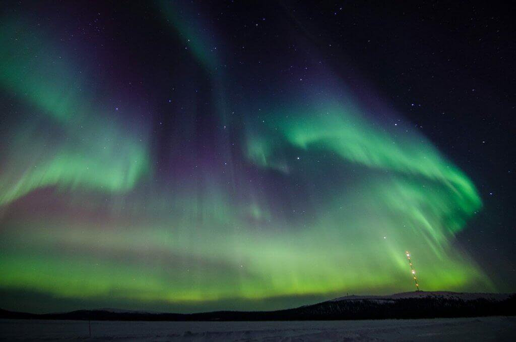zweden-noorderlicht