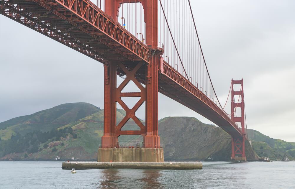 De Baai van San Francisco