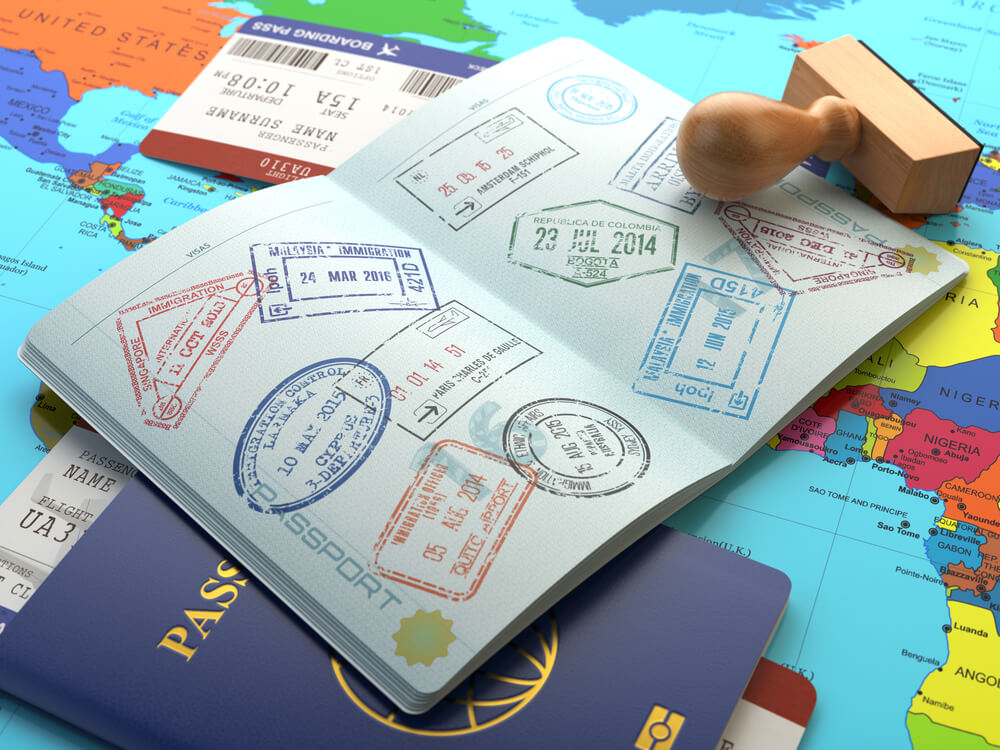 Ga je op wereldreis Tref dan zeker de juiste voorbereidingen visums