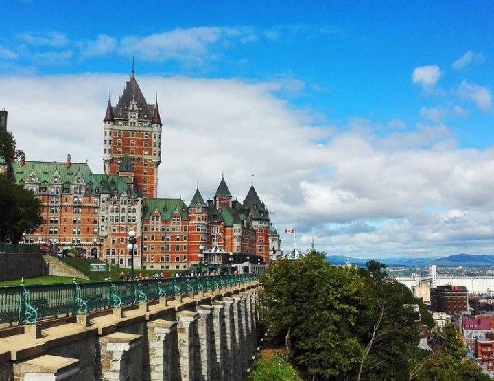 Vergeet Montreal en kies voor Quebec stad: 5 tips!