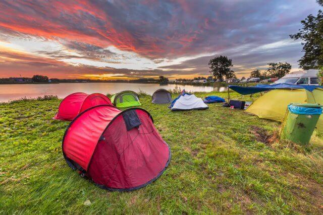De 5 leukste kampeerbestemmingen van Nederland
