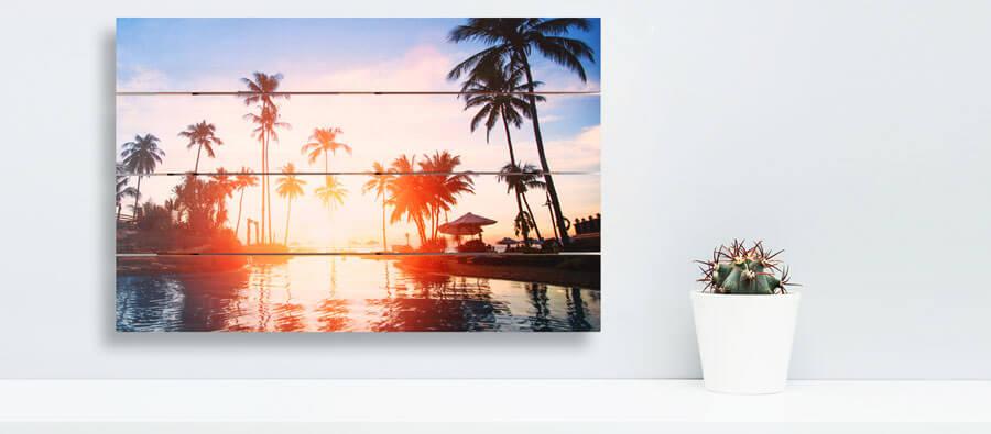 Gebruik je foto's als kunst in huis