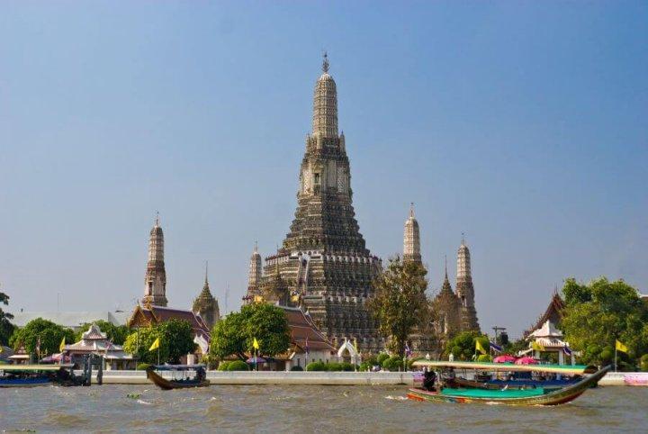 Bangkok verkennen met gids Khun Pok