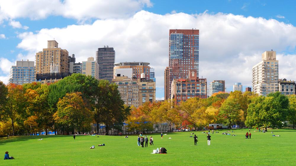 Central Park, New York, Amerika