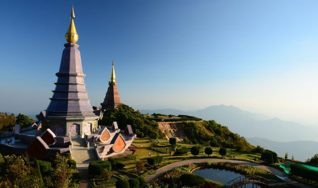Doi Inthanon Nationaal Park