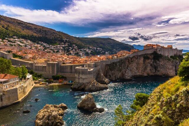 Game of Thrones tour in Dubrovnik (Kroatië)