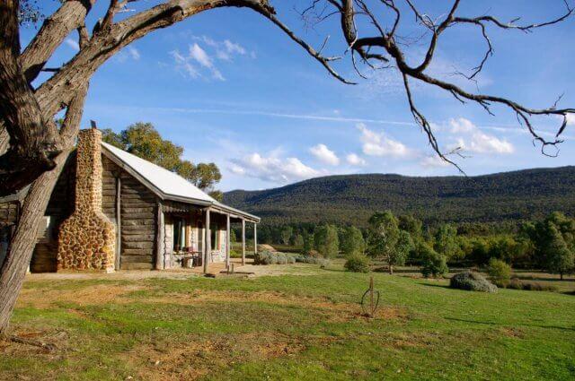 Grampians Pioneer Cottages