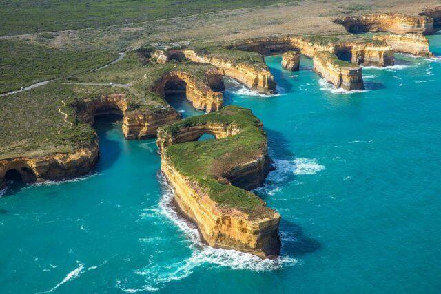 Great Ocean Road Aerial