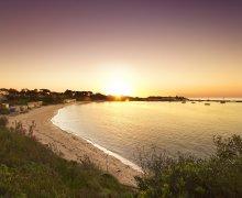 Mornington Beach Sunset