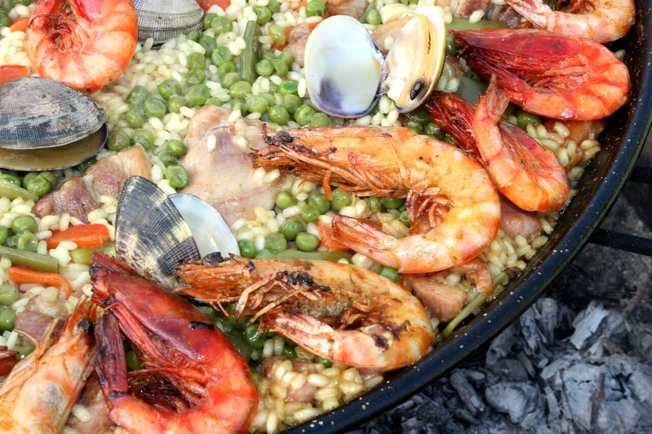 ibiza restaurants paella