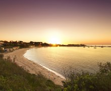 Mornington Beach Sunset