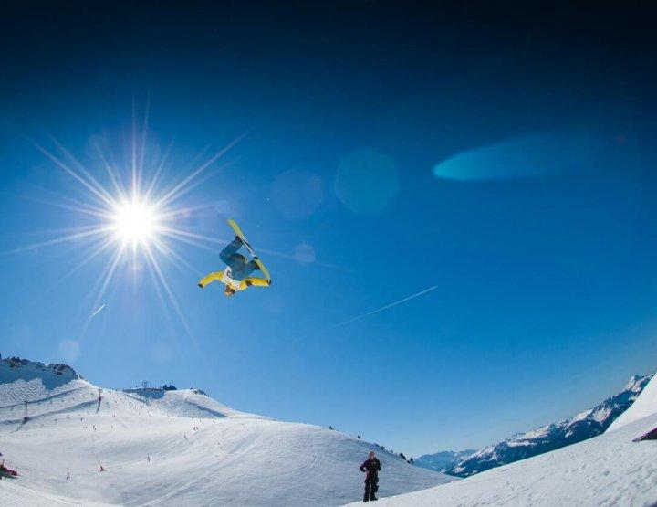 Dit zijn de mooiste plekken om te snowboarden