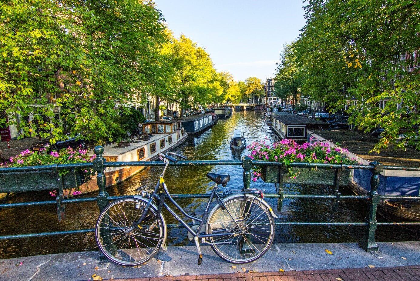 Fietsen in nederland