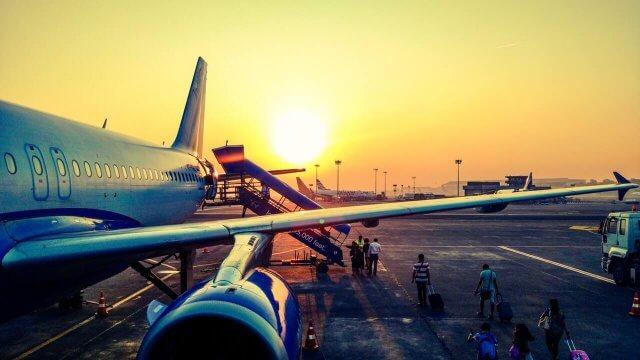 india vliegtuig