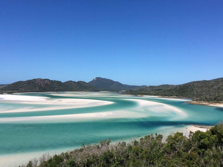 Zeilend naar de paradijselijke Whitsundayeilanden aan de oostkust van Australië!