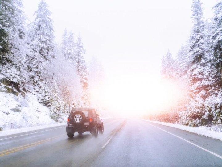 Op wintersport met de auto naar Oostenrijk: een checklist