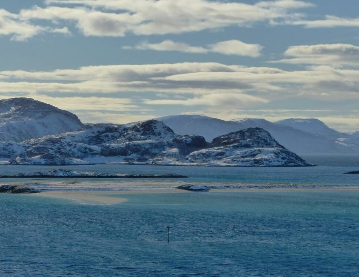 Onvergetelijk Noord-Noorwegen ontdekken vanaf het water