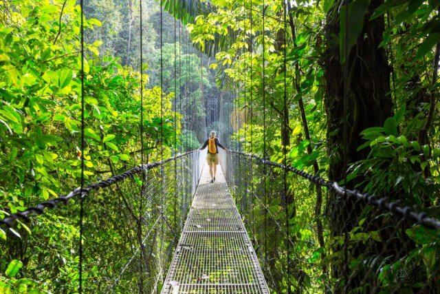 Genieten op Costa Rica