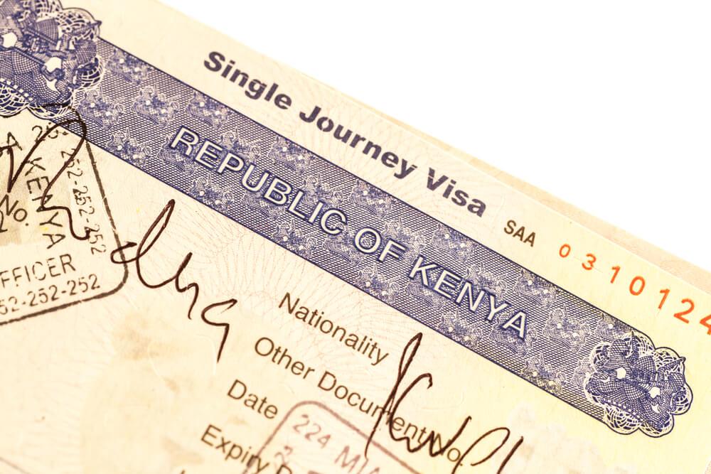 Visum Kenia aanvragen Alles over het visum voor Kenia!