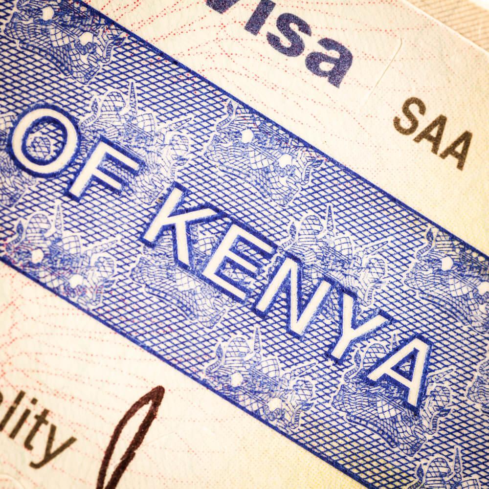 Visum Kenia aanvragen Alles over het visum voor kenia