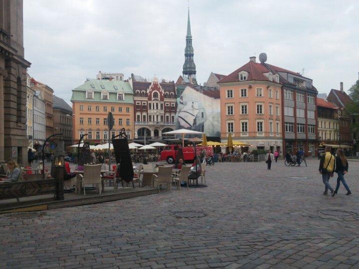 Ontdek het verrassende Riga
