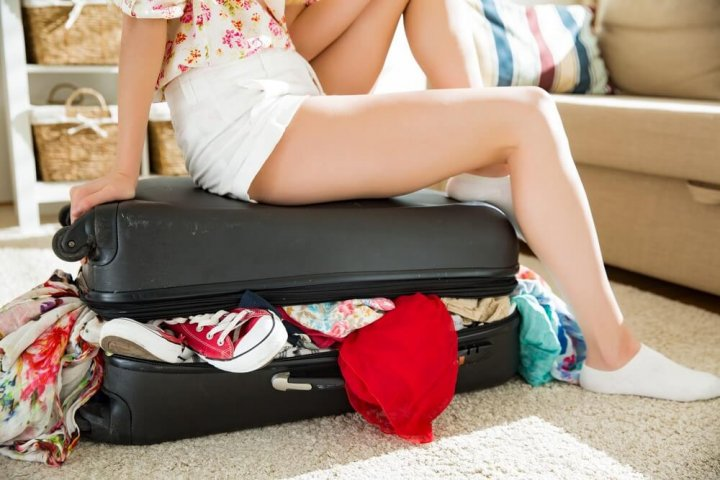 Ik ga op reis en ik neem mee: bijpassende bagage!