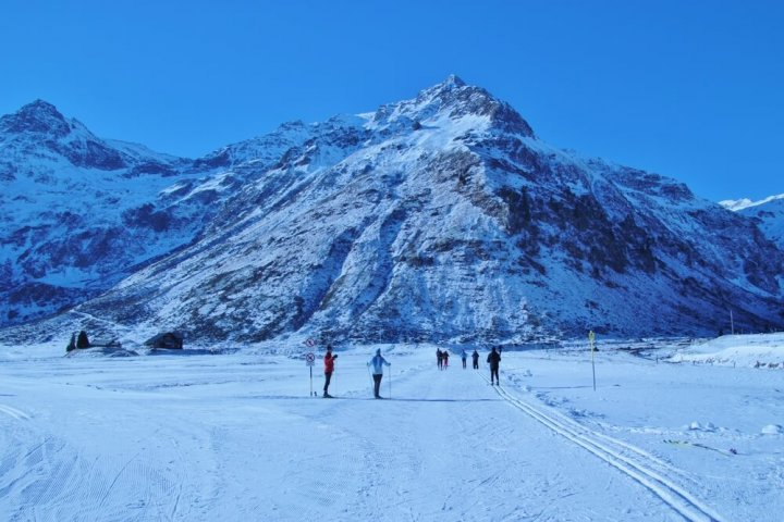 Langlaufen in Oostenrijk