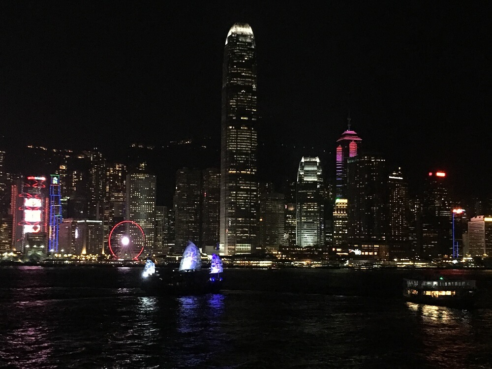 Een week de highlights bezoeken van Hong Kong!