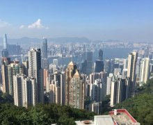 Een week de highlights bezoeken van Hong Kong
